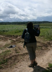 Fieldwork photo